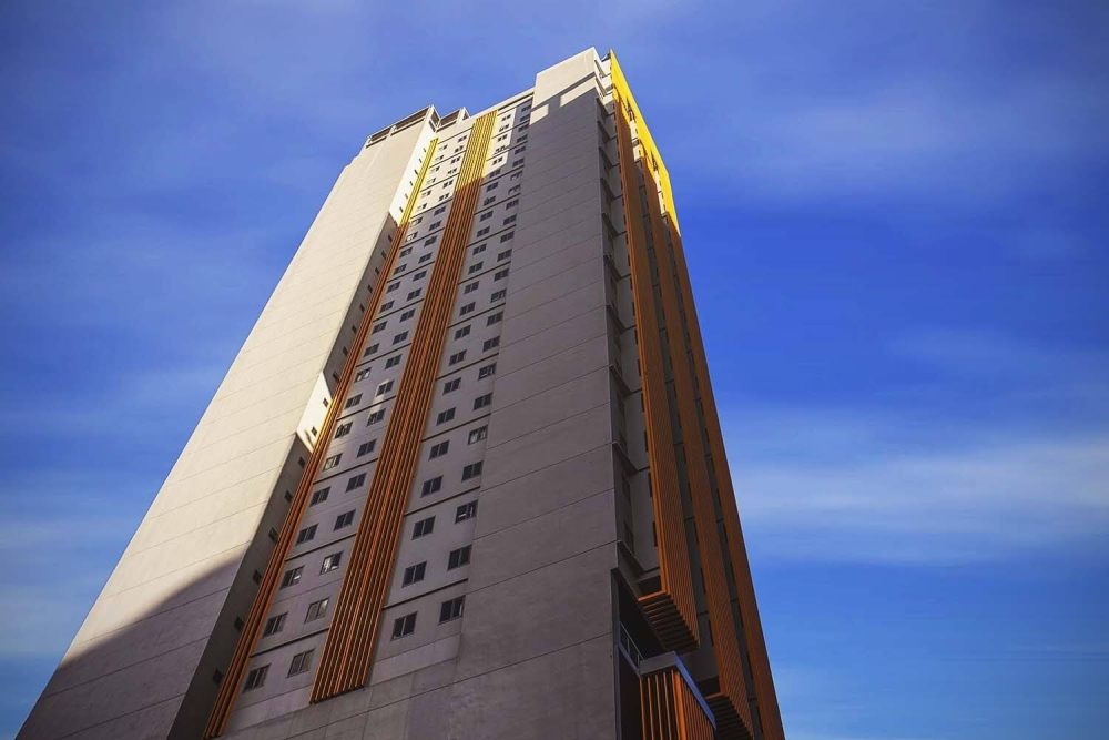 Torre Lorenzo condo in University Belt, near UST and FEU Manila