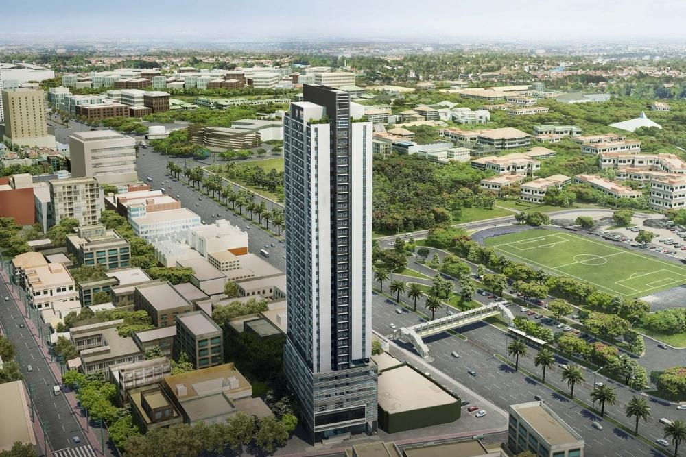 Torre Lorenzo condo in Loyola, Quezon City Philippines